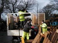 Making Wood Work in Glasgow