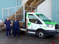 Community Wood Recycling comes to Edinburgh
