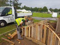 Believe in Tomorrow at Hampton Court Flower Show